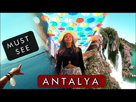 Antalya In One Day   Real Turkish Experience