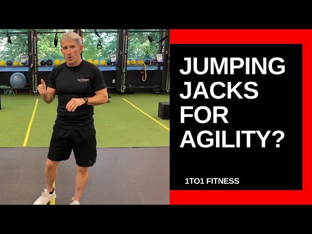 NOT YOUR AVERAGE JUMPING JACK! Get More Out of Your Jumping Jack