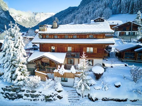 Hotel Philibert, Morzine - Alpine Elements