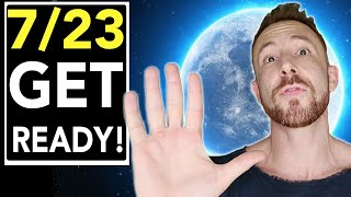 5 Things You Should Know About The FULL Moon (July 23, 2021)