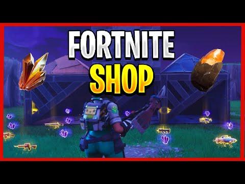 Fortnite Shops