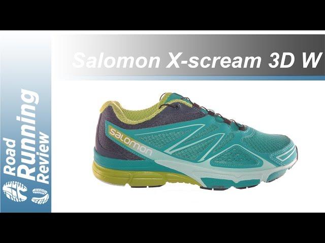ASICS Gel Nimbus 17 VS Salomon X Scream 3D W