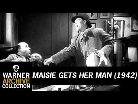 Maisie Gets Her Man (Original Theatrical Trailer)