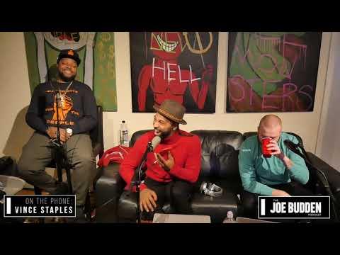 Vince Staples Calls Into The Joe Budden Podcast