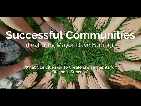 What Can Cities do To Create Environments for Business Success
