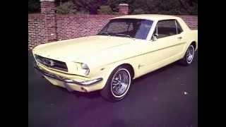 1965 Mustang from OldTownAutomobile.com