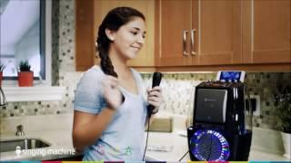 Smyths Toys - Singing Machine AGUA Karaoke System