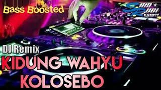 Gambar cover Kidung Wahyu Kolosebo (Remix Full Bass)