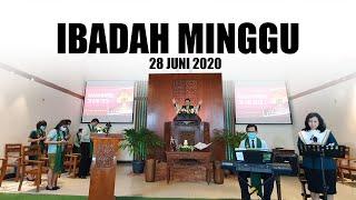 Ibadah Minggu 28 Juni 2020 - GKJW Jemaat Manukan Surabaya