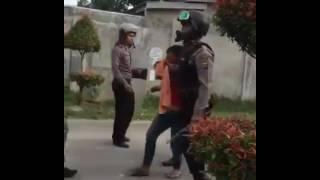 vuclip TNI POLRI Hajar Habis Para Preman