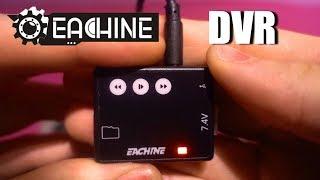 Eachine EV100 Official DVR - All Formats Tested