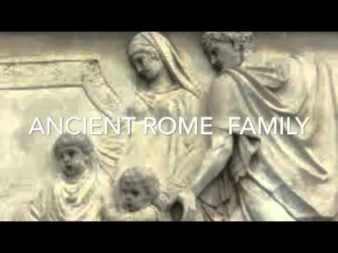 Ancient roman family