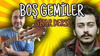 YİNE YAPMIŞLAR / Boş Gemiler - Yüzyüzeyken Konuşuruz (Gitar Dersi)
