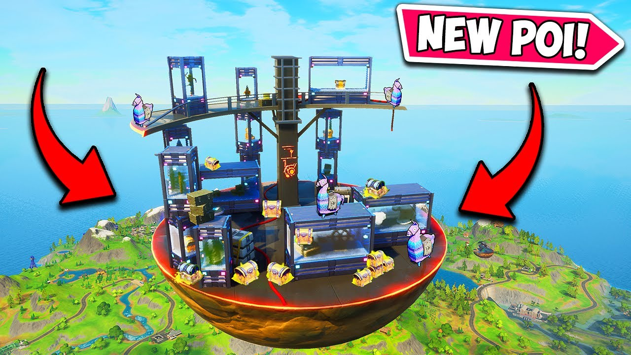 *NEW LOCATION* THE COLLECTION MUSEUM IS HERE!! - Fortnite Funny Fails and WTF Moments! #1027