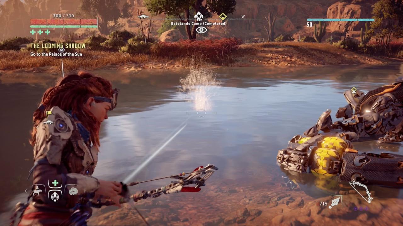 how to add mods in horizon zero dawn