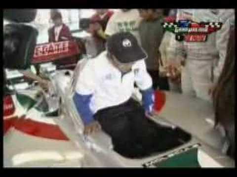 Champ Car Gran Premio Tecate 07 Parte 2