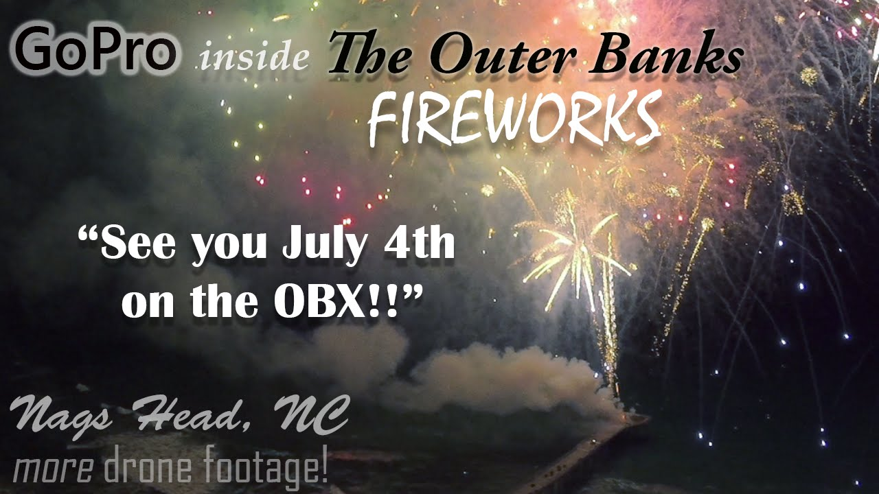 Fourth of July on the Outer Banks