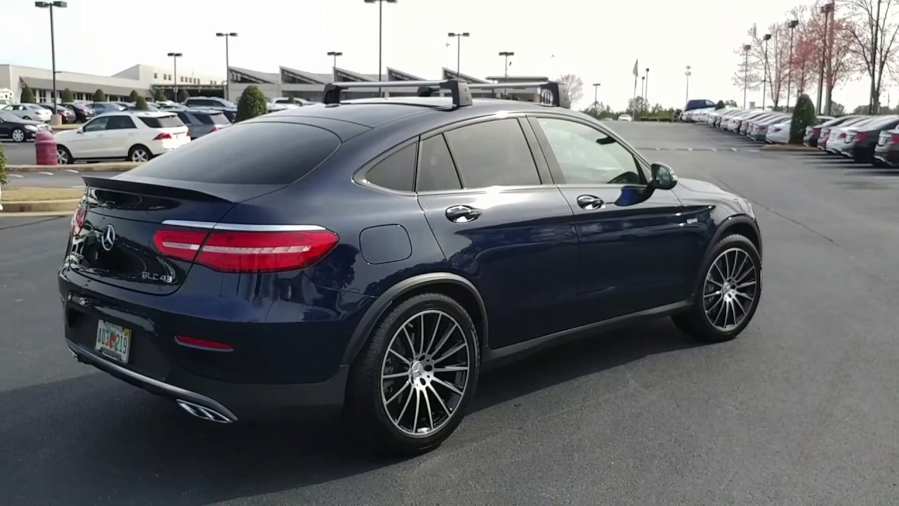 2017 mercedes amg glc43 with accessories youtube for Mercedes benz acc