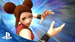 THE KING OF FIGHTERS XIV - 11th Teaser Trailer | PS4