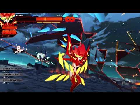 Kill la Kill IF Ryuko Story Final Boss |