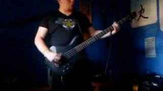 Gets Me through - Bass Cover