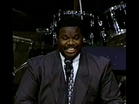 """The Word Of Faith"" Marvin Bembry BOTT 1995"