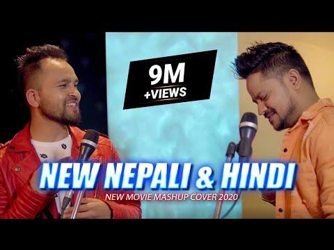 NEW NEPALI & HINDI  MOVIE MASHUP COVER SONG 2020 || 10 SONG 1 BEAT KAMAL RASAILI || MADAN CENTURY