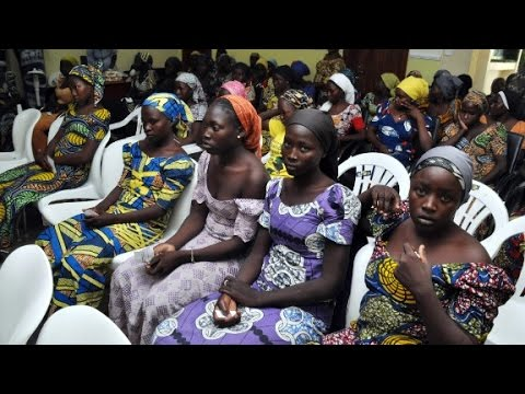 82 Chibok schoolgirls freed from Boko Haram