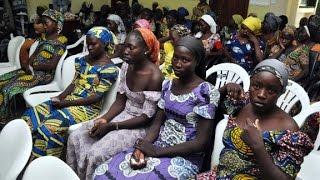 82 Chibok schoolgirls freed from Boko Haram