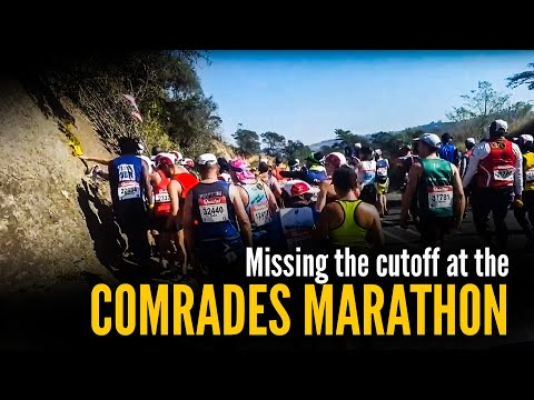 The Comrades Marathon 2017