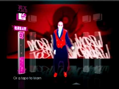 MC Hammer - U Can't Touch This (Just Dance 1)