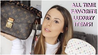 MY TOP 5 LUXURY PURCHASES EVER! | + UPDATES ON PURCHASES