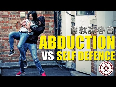 Defense against an Abduction Attempt | Self Defense Moves You SHOULD Know