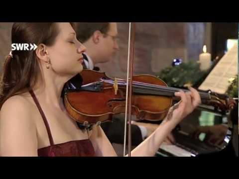 Fauré Quartett plays Schumann: Andante Cantabile op 47