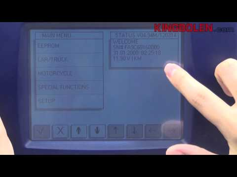 DIGIPROG III Digiprog 3 V4.94 Odometer Correction Tool Introduction