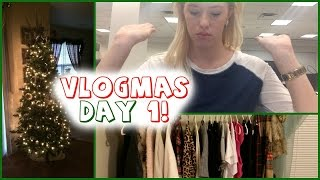 WELCOME TO VLOGMAS! Thumbnail