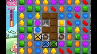 How to beat Candy Crush Saga Level 326 - 2 Stars - No Boosters - 83,222pts