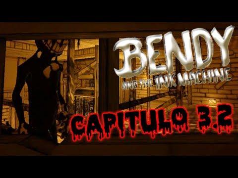 UN BENDY ENTRE LAS SOMBRAS   Bendy and the Ink Machine Cap.3 Parte 2 en ESP