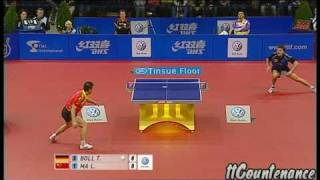 Volkswagen Cup: Timo Boll-Ma Lin