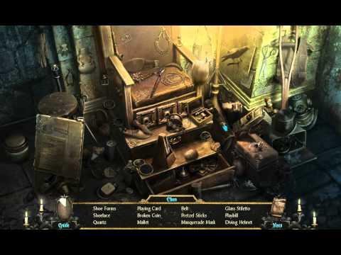 Mystery Legends: Phantom Of The Opera (part 19 Walkthrough END) -phantom's Lair-