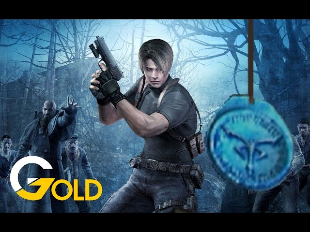 Canal GV - Resident Evil 4 - Localizacao dos emblemas ( Medalh�es ) ~ By: GOLD