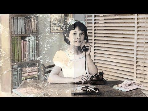 ● Restaurando Foto Antigua | Proceso Restauración ●
