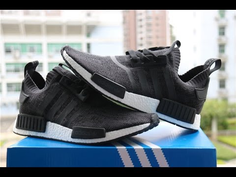256528e92a6de Adidas NMD R1 PK BB0679 Winter Wool Pack Core Black from Beyourjordans.club