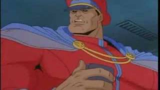 Youtube Poop Short: M. Bison wins the Pennsylvania Lottery