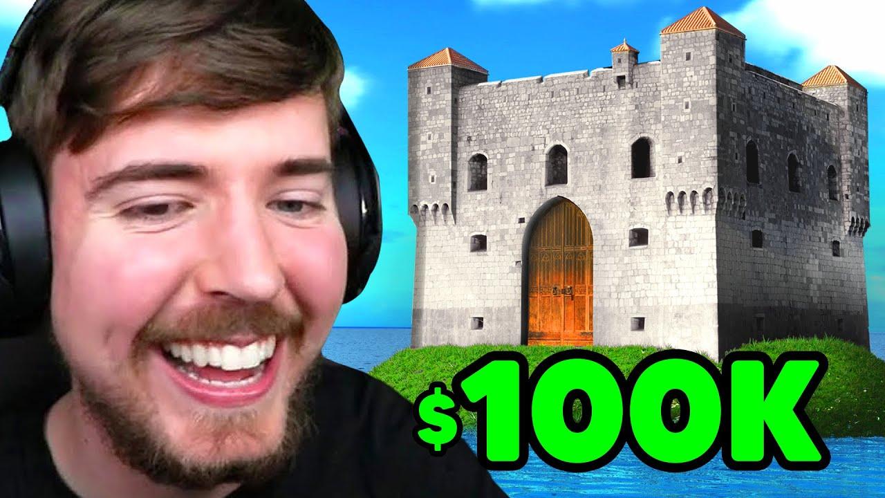 First To Raid Island Wins $100,000!