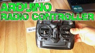 Arduino drone - Part2 Transmitter & Receiver