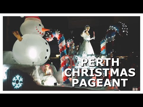 Perth Christmas Pageant 2017