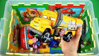 Learn Characters, Vehicles, Colors videos for kids - Paw Patrol, Peppa Pig, Ben & Holly, Inside Out