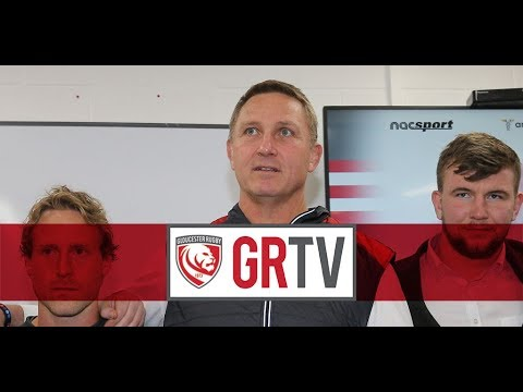 #GRTV | Ackermann proud of Gloucester endeavour to wrap up Falcons win