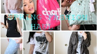 Early Spring Fashion Haul 2014 Thumbnail